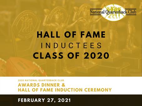 "Roman Gabriel, James ""Shack"" Harris, Kurt Warner, Doug Williams Inducted into NQBC Hall of Fame"