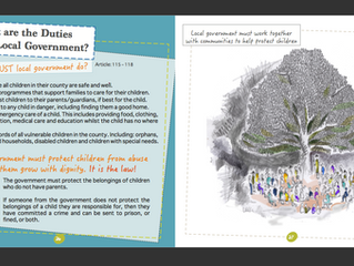 Re-Designing The South Sudan Child Act For Save The Children International.