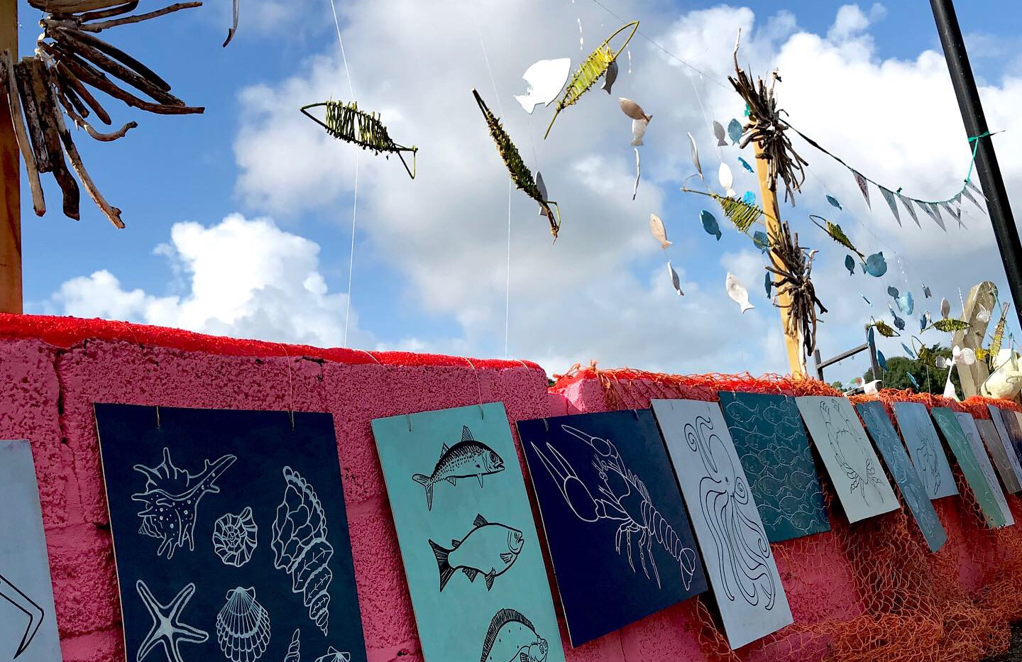 Art Work for Cardigan River and Food Festival