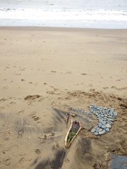 Untitled at Penbryn Beach, Wales