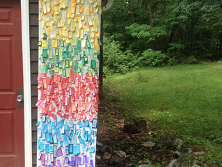 Colour Inspired Peace Offerings From 250+ Peacebuilders