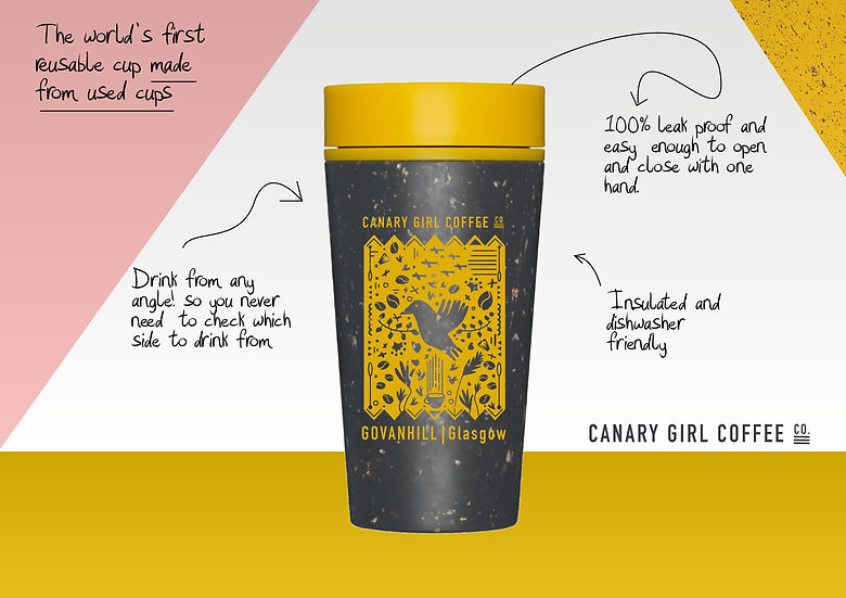 Canary Girl Cup