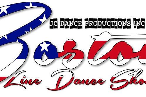 Boston Line Dance Showdown
