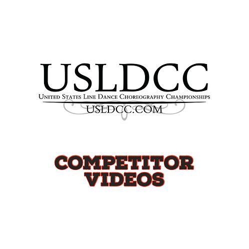 USLDCC Competitor Videos (per dance)