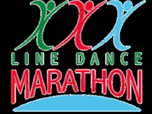 Line Dance Marathon 2021 - Workshop Jump Drive