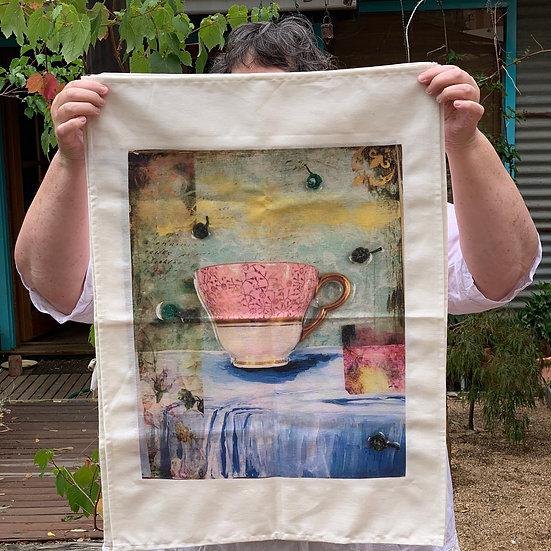 Tea Towel -Winter's Brew