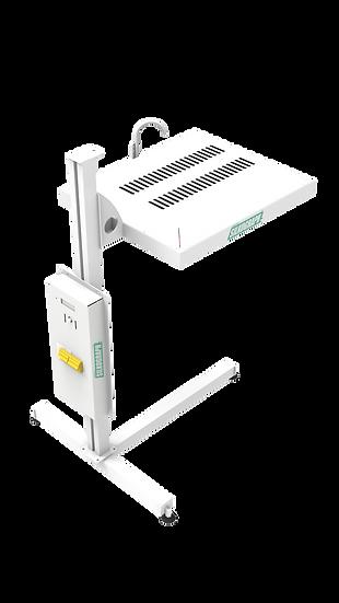 Silkograph Plylamp™ - промежуточная сушка для карусельных трафаретных станков - сушильная приставная печь (шелкография)