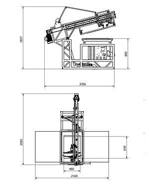 Silkograph Silkomate™ Printpilgrim™ - станок для выборочной трафаретной печати на крупноформатной продукции (шелкография)