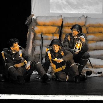 YC Durham youth connection theatre company chester-le-street Lucky Durhams Edinburgh fringe festival