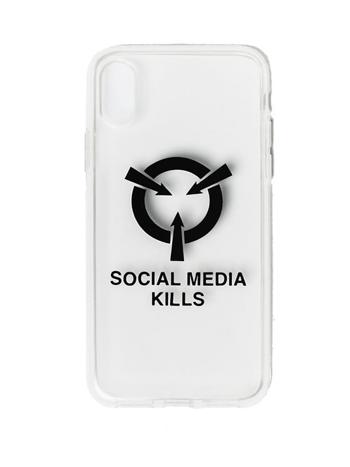 SOCIAL MEDIA KILLS PHONE CASE