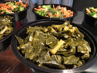 How Collard Greens benefit the body
