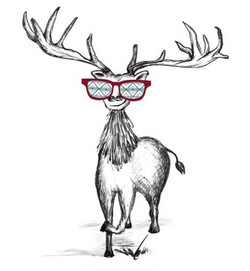 ProductDesign_Print_Animal_Deer
