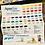 Thumbnail: Go Anywhere Watercolour Set