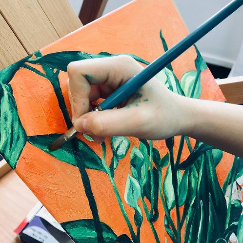Private Art Lesson- Junior Tutor