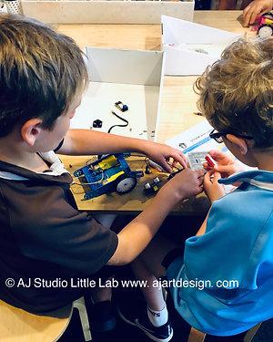 Lab Robotics