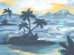 Illustration_Nature_Island_Summer