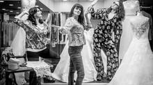 Robe de mariée : Champs Elysées