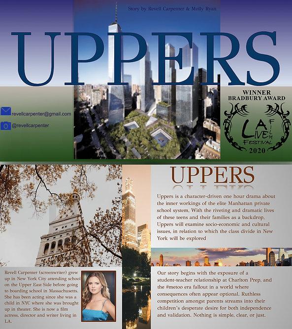 UPPERS Bradbury award winner