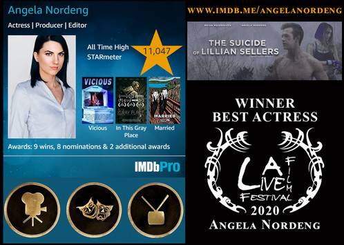 Angela Nordeng best actress