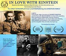 IN LOVE WITH EINSTEIN