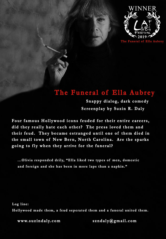 The Funeral of Ella Aubrey