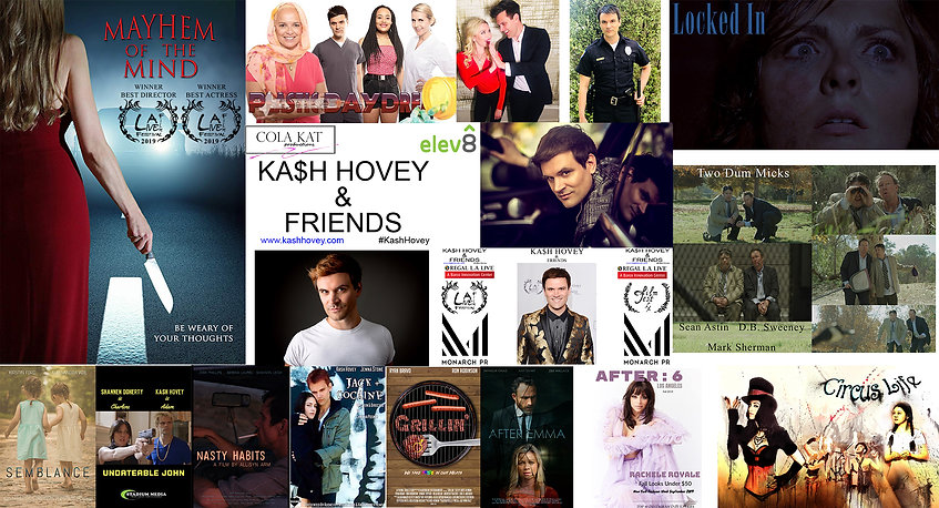 Kash Hovey Featured Filmmaker