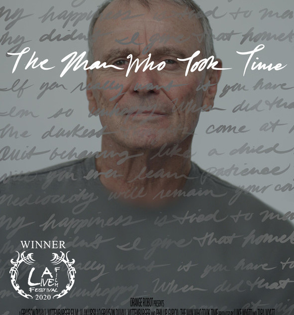 The Man Who Took Time