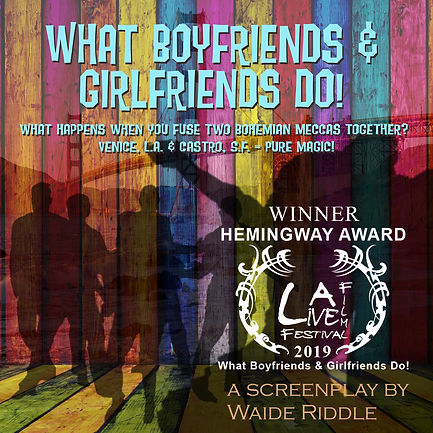 what boyfriends and girlfriend do winner
