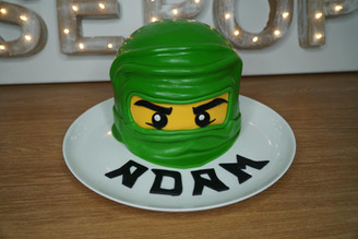 Ninjago Fondant Torte
