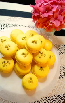 Akbar Mashti Macarons