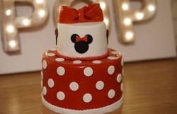 Minnie Maus Torte 2