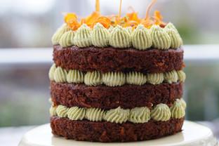Ghabeli Carrot Cake