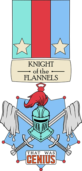 Funny History Podcast - Knight of the FlannelS