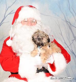 Bailey Berger with Santa 2019.JPG