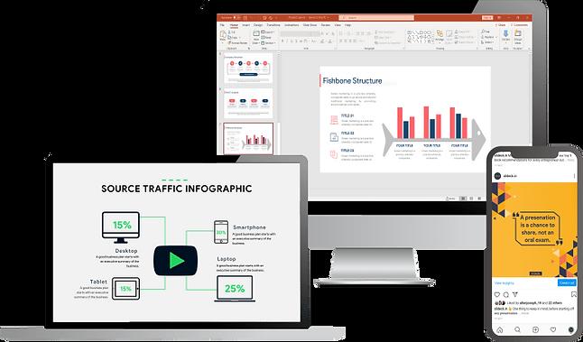 Slideck Social Media Marketing and Presentation Design Agency