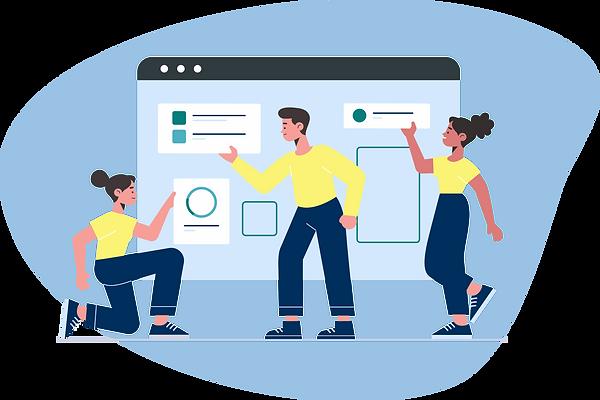 Social Media Marketing and Presentation Design services