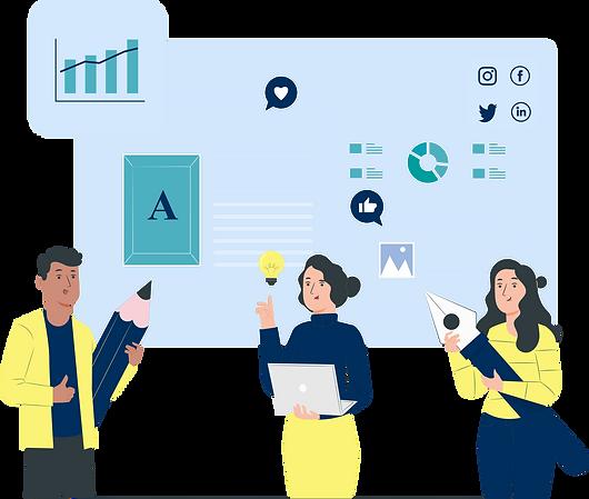Slideck, Slide Deck, Presentation Design, Social Media Marketing
