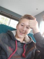 @brent.m met zijn LimitedEdition TravelDudes hoodie