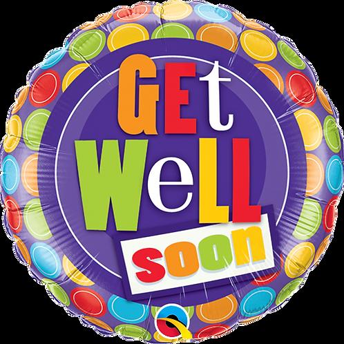 Ballon | Get Well Soon