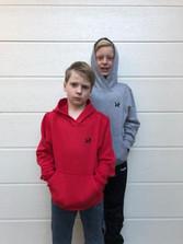 @paulienbst kocht 2 ballonhond kinder truien voor haar jongens
