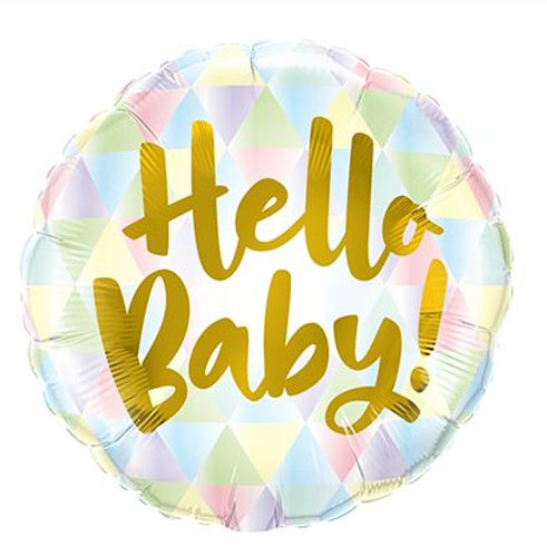 Ballon | Hello Baby