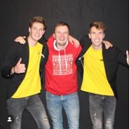 @alsjemaargeredbent na de JubileumShow 2019 met John en Bart