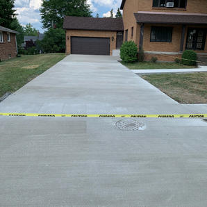Driveway: Complete