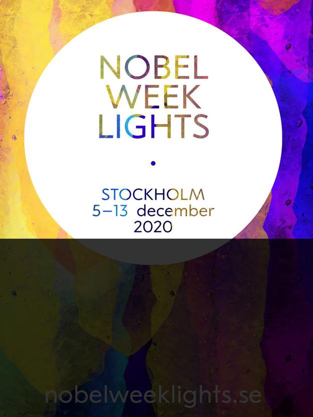 NOBEL WEEK LIGHTS 2020