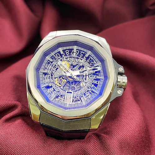 Corum Admiral's Cup AC-One Skeleton Dial