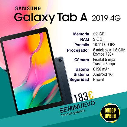 SAMSUNG GALAXY TAB A 2019 4G