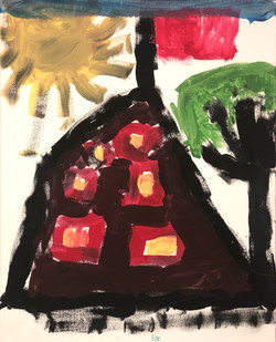 Ben Campbell - Peace Tower - Age 6