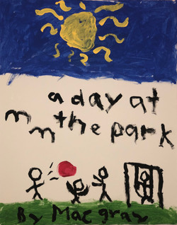 Macgray Adams - Age 9