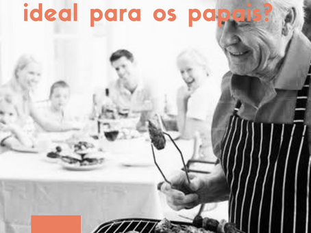 Qual a alimentação ideal para o papai?