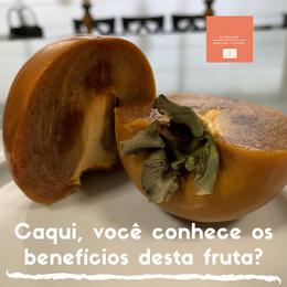 Caqui, você conhece os benefícios desta fruta?